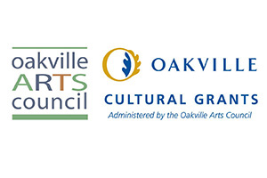 Oakville Arts Council Cultural Grant Logo